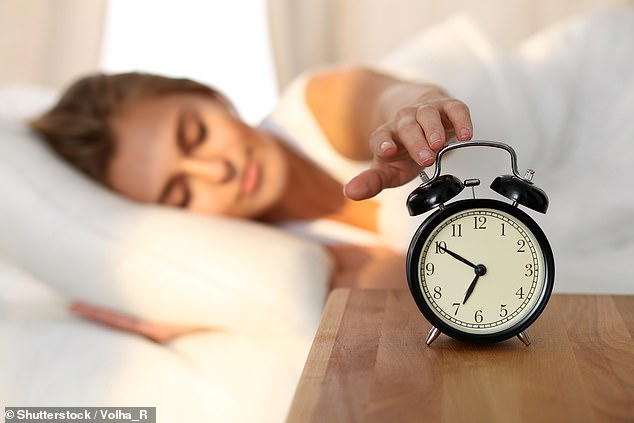 So THAT'S why you can't get out of bed: Working Brits aren't genetically suited to rising in time for work at 9am – because their natural wake-up time is 7.55am