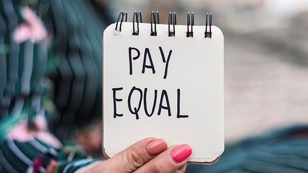 Eight in 10 want right to know male colleagues' salaries