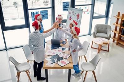 Hot topic: Work rotas at Christmas