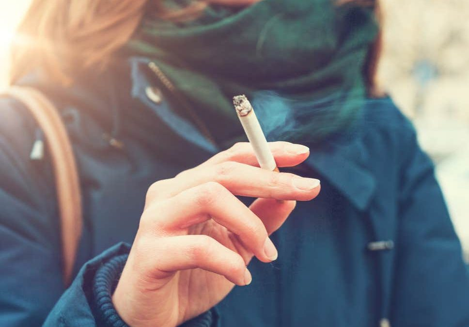 Company boss gives non-smokers an extra four days holiday per year